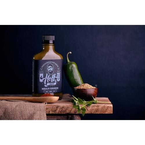 Hoff Sauce - Mean Green Sauce