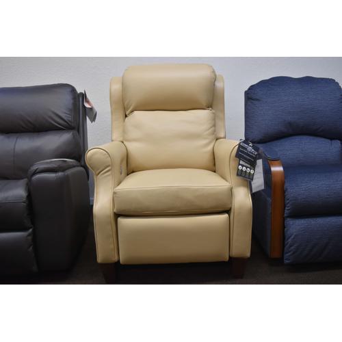Gallery - Nouveau Power High Leg Recliner with Power Headrest and Lumbar Support