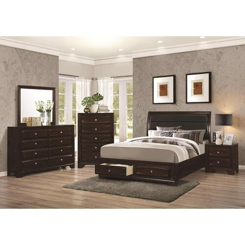 Jaxson 4Pc Cal King Bed Set