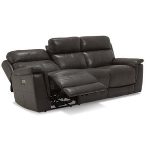 GRANADA Sofa Leather seating and Power Recline