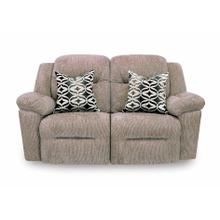 Donnelly Rocking/Reclining Loveseat - Stone