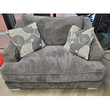 See Details - DOUBLE CHAIR IN Domain Iron w/ pillows