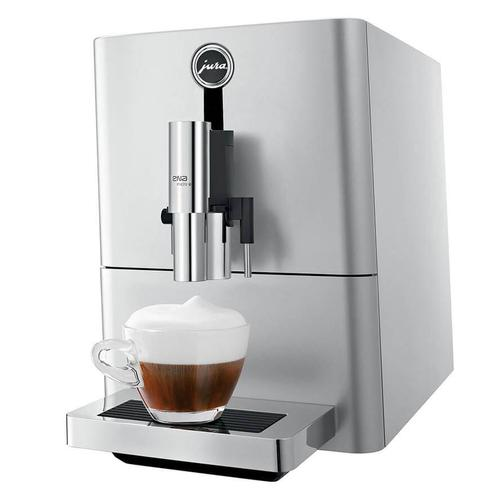 Jura - Jura 15116 ENA Micro 90 Espresso Machine, Micro Silver