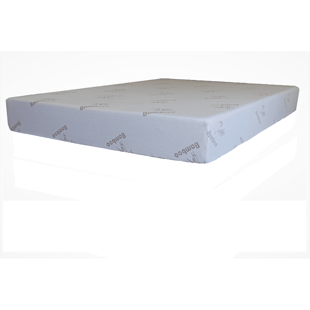 "Memory Foam Bamboo 8"" Mattress"