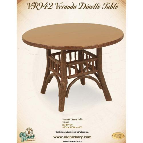 Veranda Dinette Table