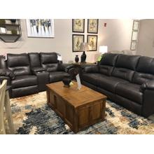 Pandora Maximus Fossil Power Sofa and Loveseat with Console