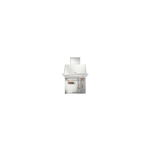 36 Inch Stainless Steel Backsplash
