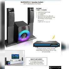 BLUE TOOTH SPEAKER SYSTEM