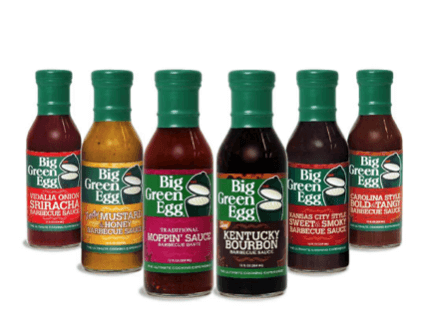 Big Green EggBig Green Egg Bbq Sauce, Zesty Mustard & Honey