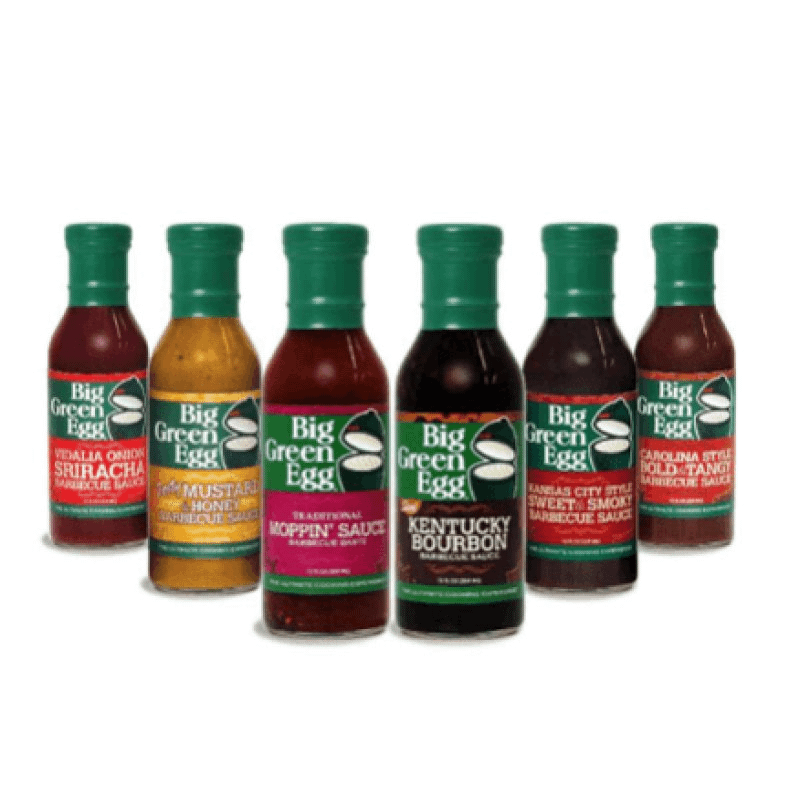 Big Green Egg BBQ Sauce, Zesty Mustard & Honey