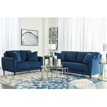 178 01 Ink Sofa and Loveseat