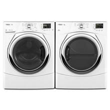 Whirlpool 4.3 Cu. Ft. Front Load Washer and 7.4 Cu. Ft. Capacity Front Load Dryer