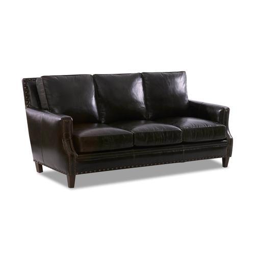 Geneva Leather Sofa