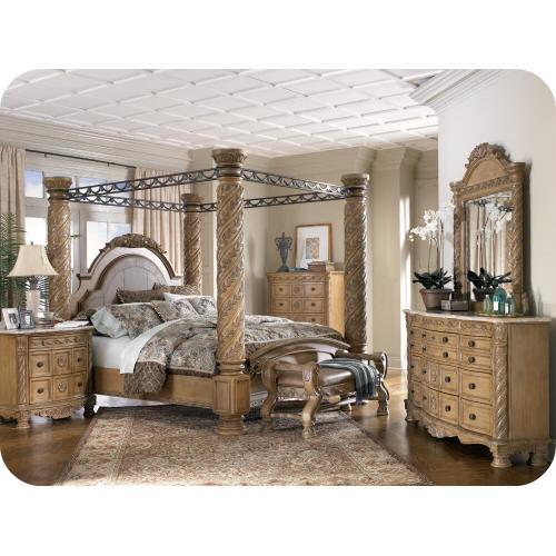 Ashley B547 South S, Ashley Furniture South Coast Bedroom Set