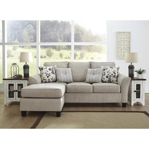 497 Abney Driftwood Sofa Chaise