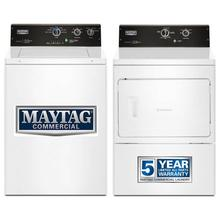 Heavy Duty Top Load Washer & Dryer