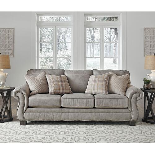 Ashley 4870138s Olsberg Steel Sofa, Ashley Furniture Henderson