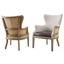 """See Details - Riverdale """"George"""" Wingback Chair"""