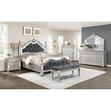 ROYAL COLLECTION - 5 PC QUEEN BEDROOM SET