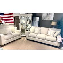 Bassett Sofa & Loveseat