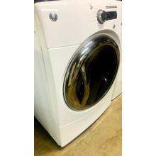 Product Image - USED- GE® 7.0 cu. ft. frontload dryer- FLDRYE27W-U  SERIAL #85