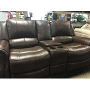 Alexander Roll-Arm Reclining Loveseat Product Image