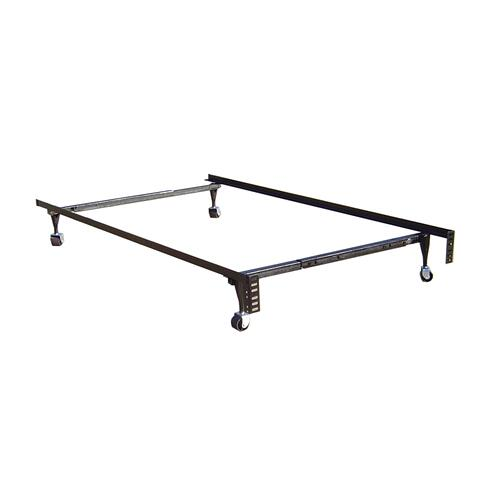 Metal Frame, 4 Legs with Wide Rollers
