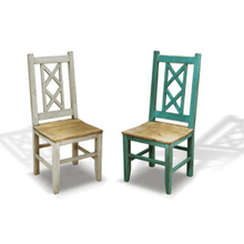 Bombay Cross Back Chairs