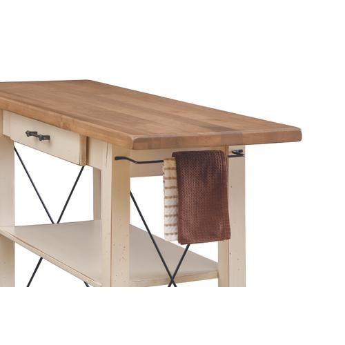 """Country Value Woodworks - 36"""" Transitional Butler"""