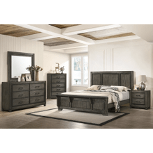 New Classic 4 Pc Queen Bedroom Set, Ashland B923