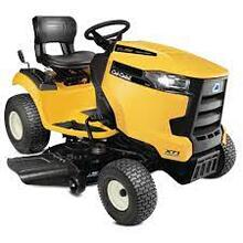 See Details - XT1 LT42 LAWN TRACTOR