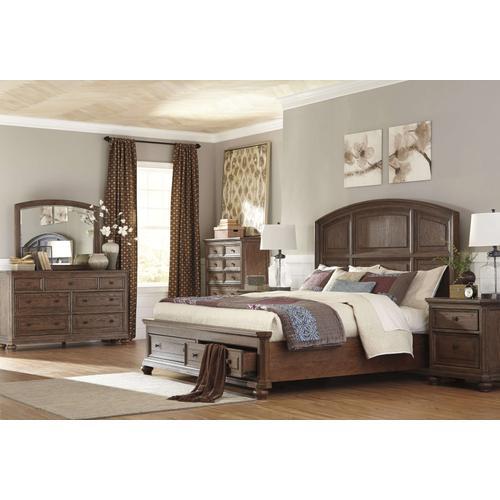 Ashley Furniture - Ashley Furniture B709 Maeleen Bedroom set Houston Texas USA