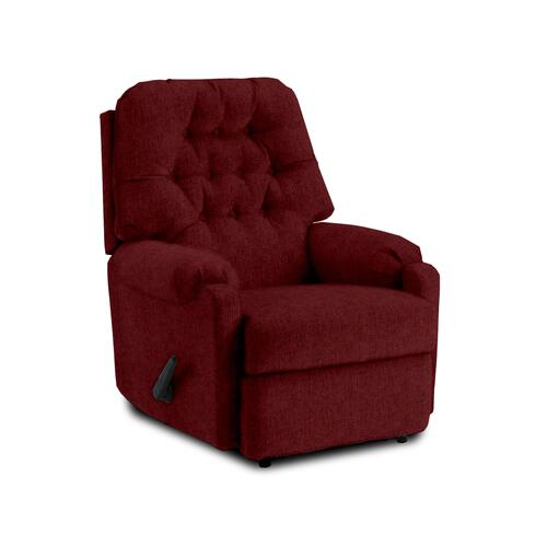 Best Home Furnishings - CLEARANCE Sondra Rocker Recliner - Burgundy