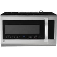 See Details - 2.2 cu.ft. Over the Range Microwave Oven - Stainless