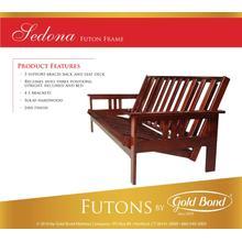 Sedona Futon Frame