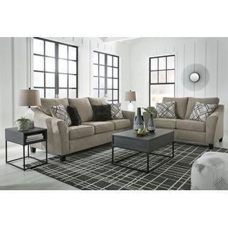 Barnesley Sofa and Loveseat Set