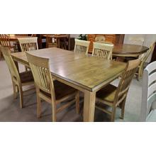See Details - 7 PC Dining Room Set