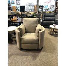 Swivel chair from showroom Featured on Property Brothers Celebrity IOU