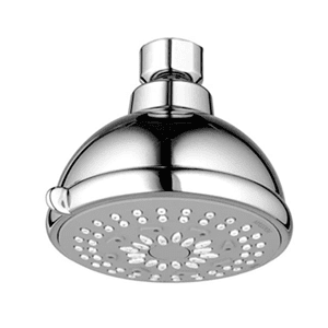 Grohe - Bau Contemporary StarLight Chrome 3-Spray Shower Head