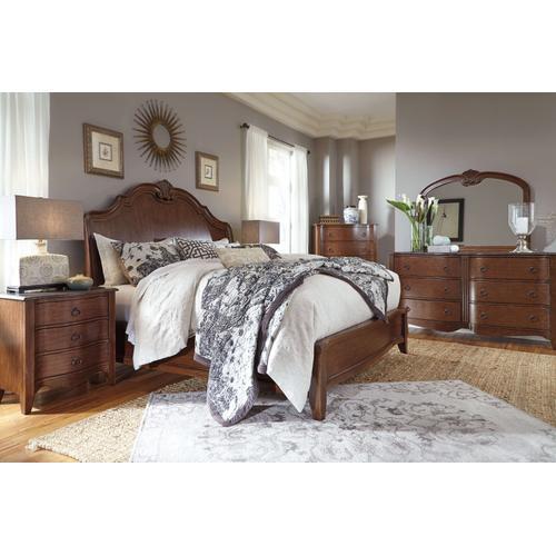 Ashley Furniture - Ashley Furniture B708 Balinder Bedroom set Houston Texas USA.