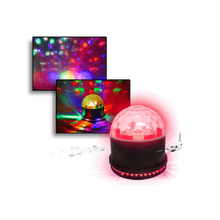 DJ Starburst 360 Light Globe Series LED