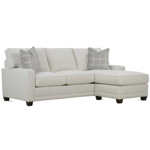 Premium Collection - MyStyle Track Arm Sofa with Chaise Kit