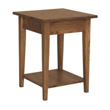 Shaker Small End Table Shelf