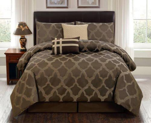 Princeton Comforter Set King 7pc & Queen 7pc
