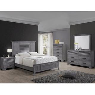 Sarter King Bed