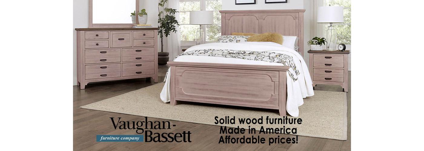 Shop Vaughan-Bassett!