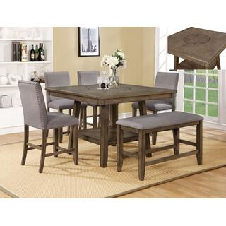 See Details - Manning Counter Height 5-piece Dining Set