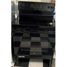 """View Product - GE® 30"""" Free-Standing Electric Range"""