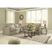 Senchal- Stone Sofa and Loveseat