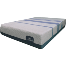 Serta i Comfort Blue Max 1000 Twin Mattress